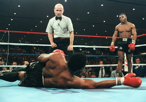 Mike Tyson Is Stillthe Biggest Name That Boxing Has To Offer