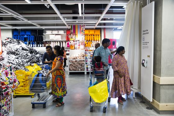 Ikea Rushes to Make Up Lost Time on India Expansion After Delays