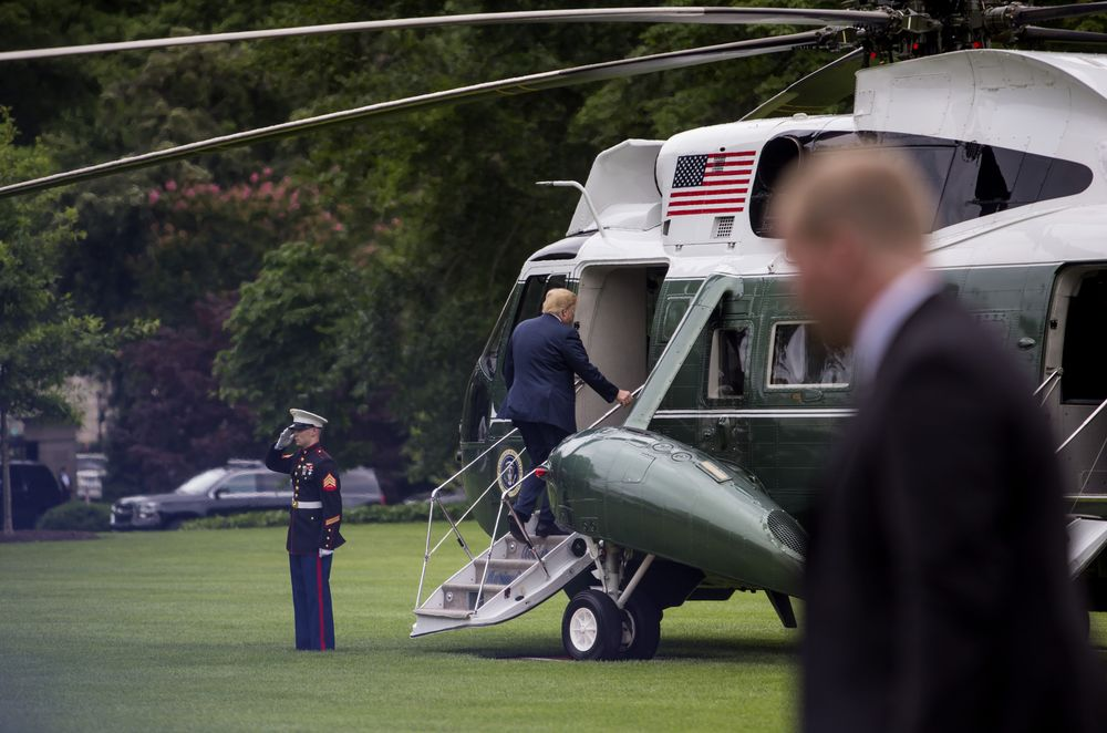 Trump Spouse-Visa Shift May Hurt Workers, Push 100,000 From Jobs