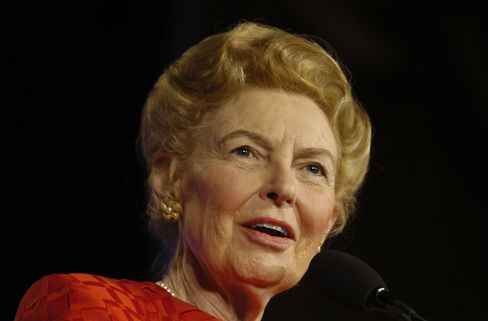 Christian Conservative Phyllis Schlafly Dead At 92