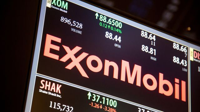 Investors Catching Stocks Exxon Mobil Corporation (XOM)