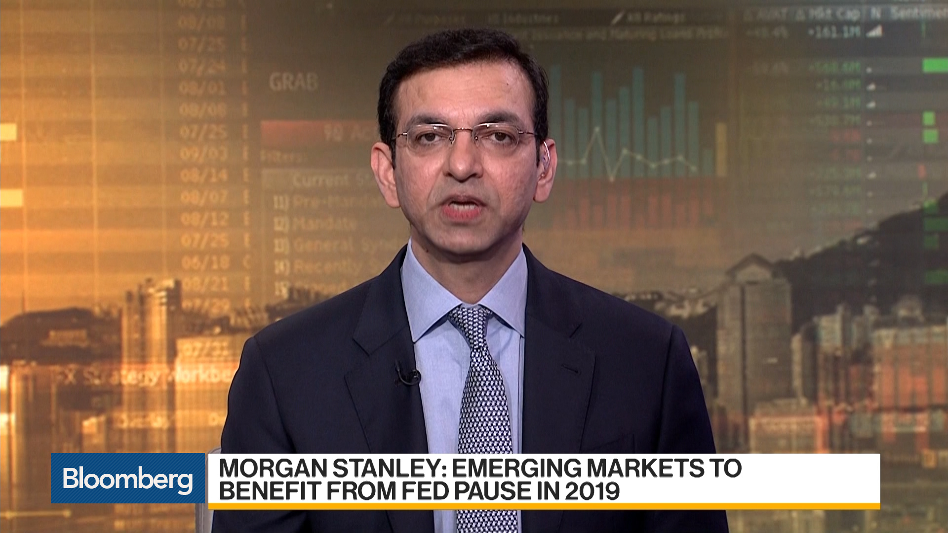 U S Growth Will Slow In 2019 Says Morgan Stanley S Ahya