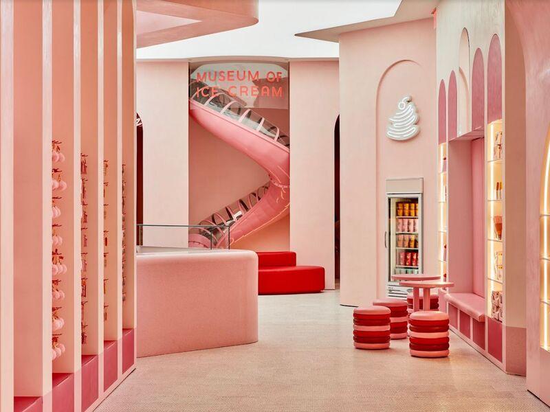 museum of ice cream HANDOUT