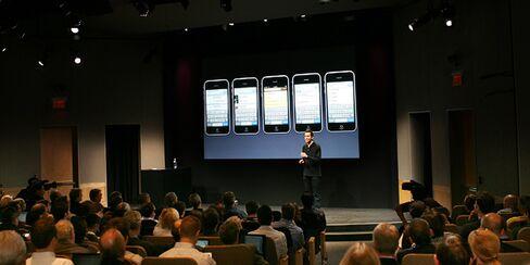Apple Raises Its iPhone Ante