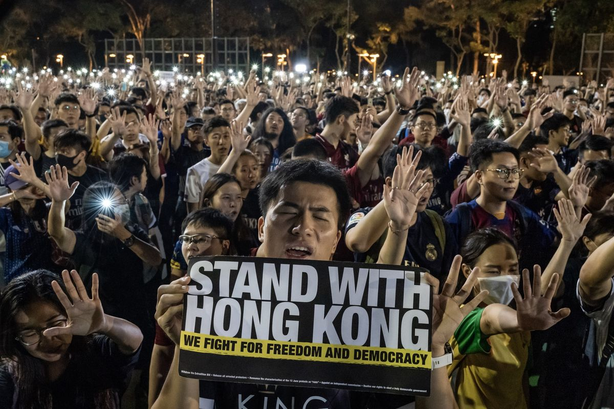 Weekend Protests Expected After U.S. Hearing: Hong Kong Update