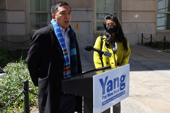 NYC's Mayor Race Heats Up With Times Nod, Crime Focus