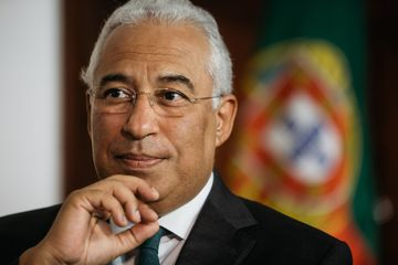 Antonio Costa, Portugal's prime minister. Photographer: Anthony Kwan/Bloomberg