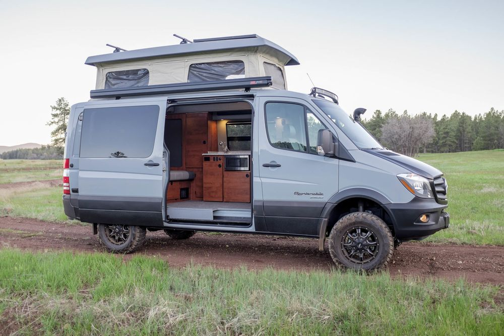 Want to Live That #VanLife? Here's How to Get the Van - Bloomberg