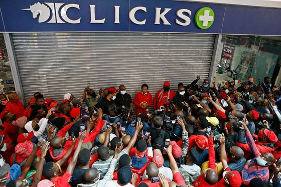 Racist Advertising Controversy Hits South Africa's Biggest Pharmacy Chain