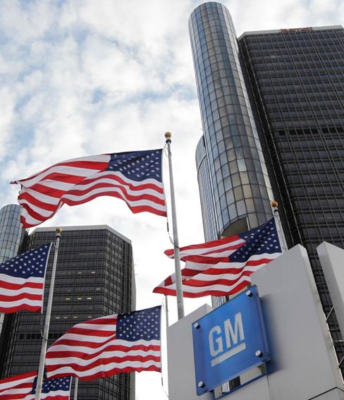 GM Increases IPO on Demand for Shares