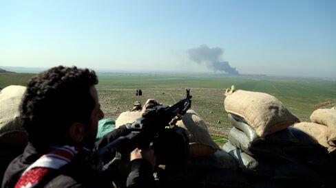 Clashes Near Mosul