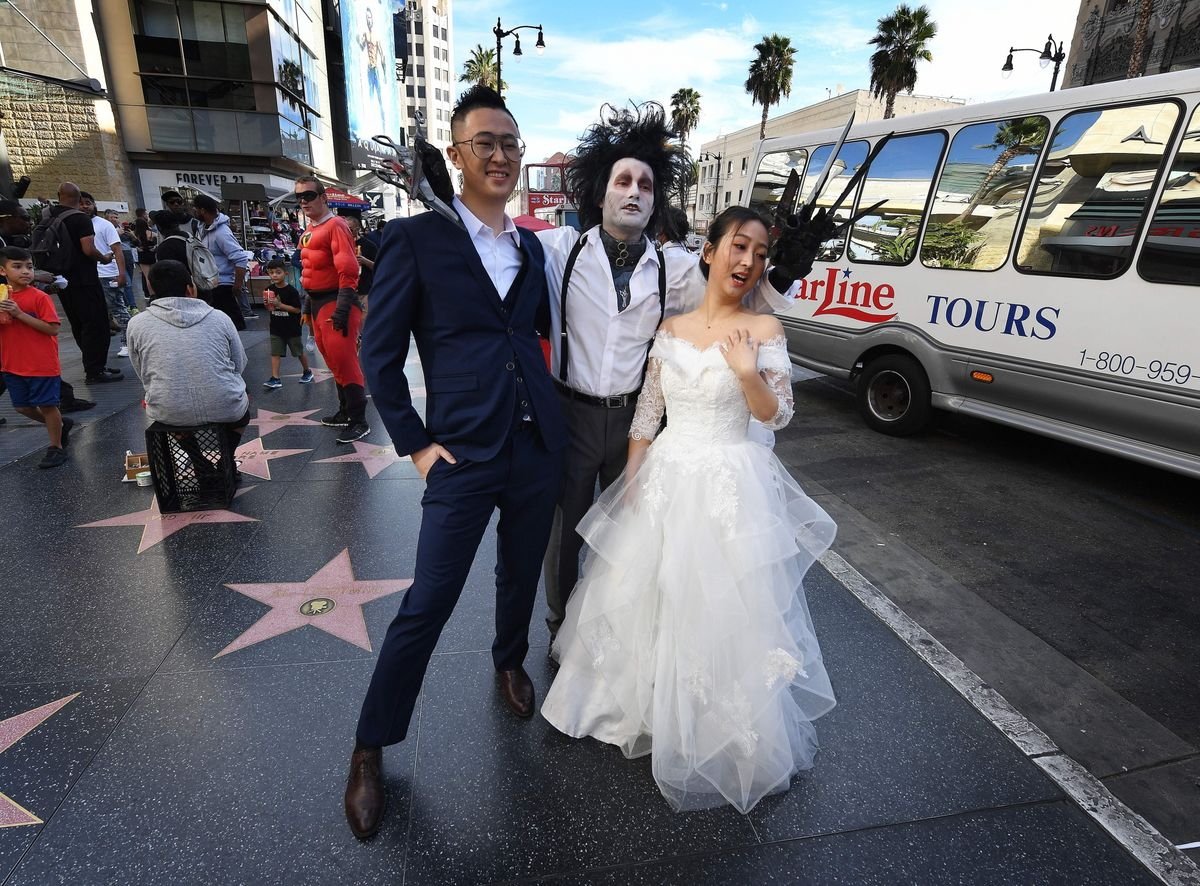 Hollywood Allure Outshines Trade War for Chinese Tourists