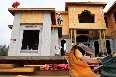 Construction Is Finally a Bright Spot for Small Companies