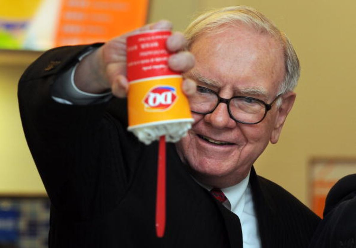 Don't Be Like Buffett. Be Like You - Bloomberg View