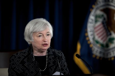 Fed Chair Janet Yellen Speaks Yesterday