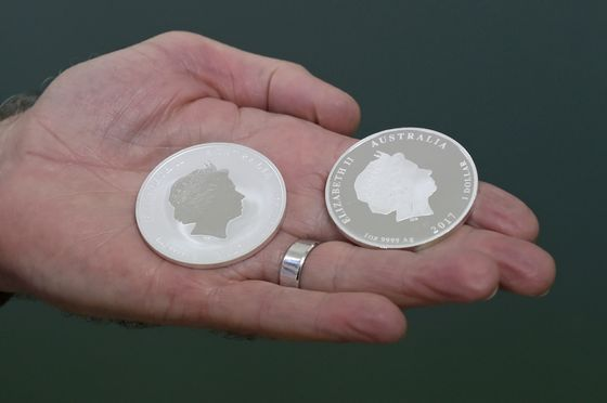 Top Mint Ramps UpSilver Coin Output After Demand Surges