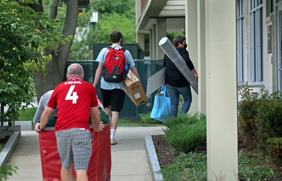 Colleges Bond Deals Betting on Resurrection of Campus Dorm Life