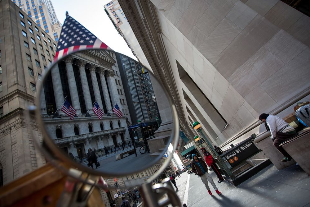 NYSE Owner ICE Is Said to Be Working on Bitcoin Trading