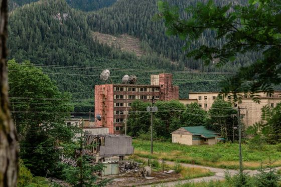 The Bitcoin Boom Reaches a Canadian Ghost Town