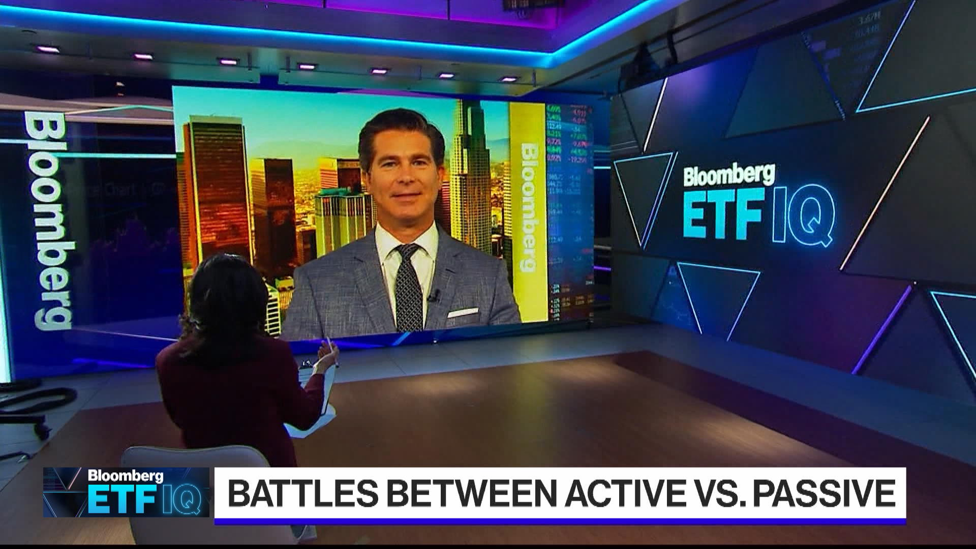 Active with a Dollop of Passive: Why This Tesla Bull Uses ETFs to Supplement His Stock Picking