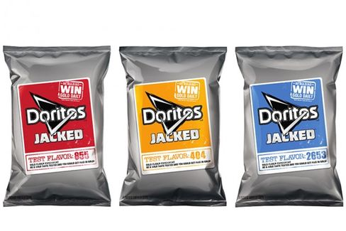 Name That Fake Flavor: Doritos Brings Back the Mystery Chips