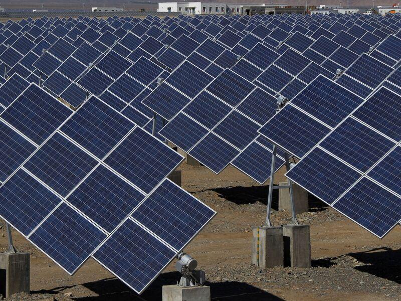 CHINA-EU-TRADE-SOLAR-ENERGY
