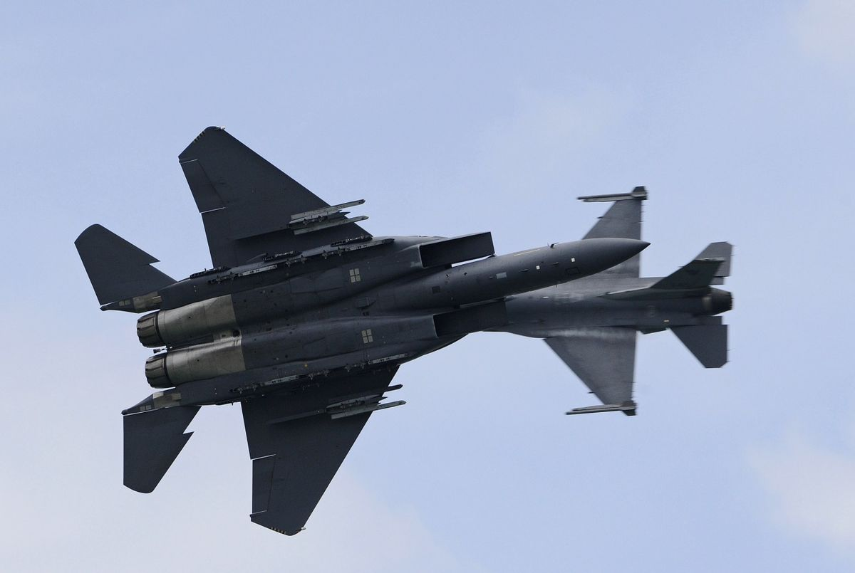 Singapore Says Fighter Jet Unit on Guam Is Sign of 'Trajectory'