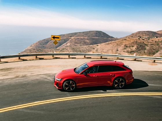 The Station Wagon That You Could Mistake for a Supercar