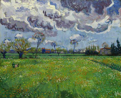 "Van Gogh's ""Paysage"""