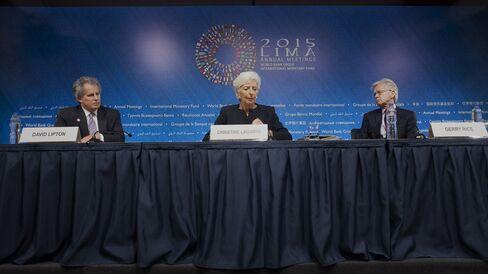 World Bank Group & International Monetary Fund Annual Fall Meetings