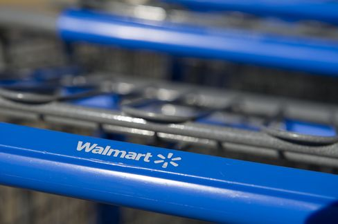 Wal-Mart Rises Most in Three Years After Profit Tops Estimates