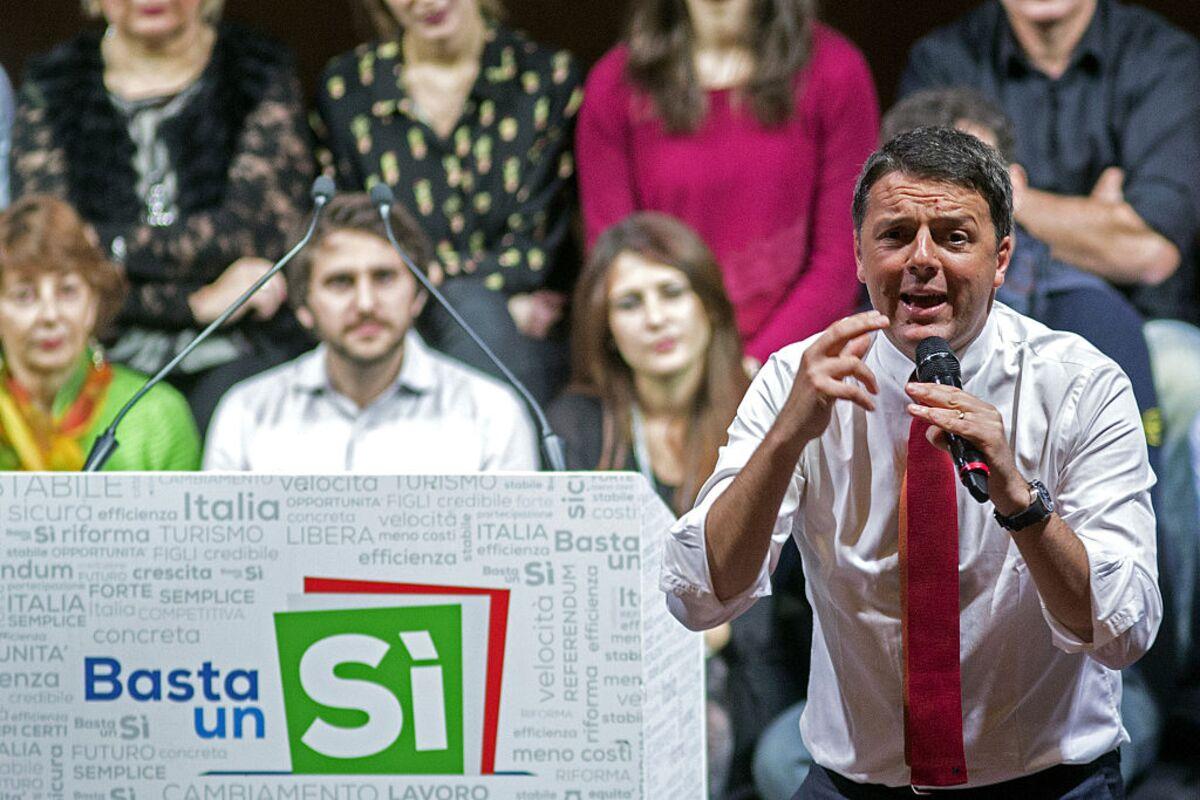 Οι μεταρρυθμίσεις του Renzi αξίζουν την στήριξη των Ιταλών