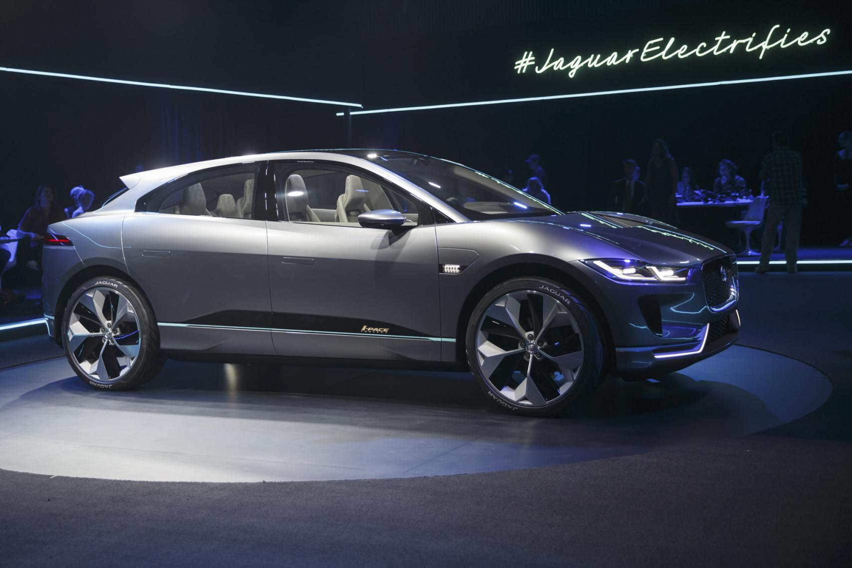 Jaguar I-Pace SUV Concept