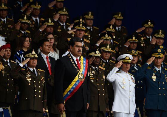 Trump Administration Met Venezuela Military Coup Plotters, Report Says