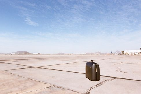 Odd Jobs: Lost Airline Luggage Merchant