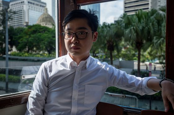 China Warns Hong Kong Journalists' Club After Activist Speech