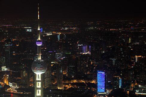 Free-Trade Rumors Spark 'Shanghai' Stock Fever