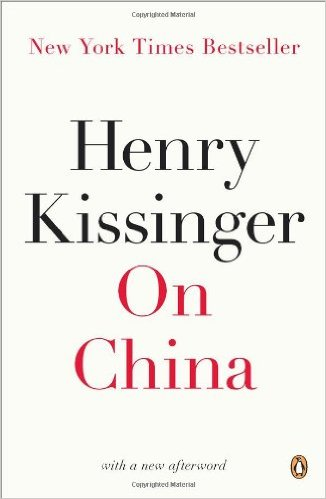 Get your world in order: Read Kissinger.