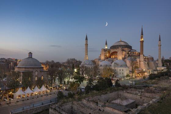 Erdogan Clinches Key Goal of Making Hagia Sophia a Mosque