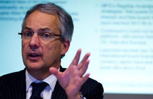 Macquarie CEO Nicholas Moore