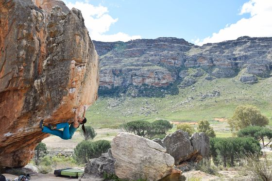 A Community of Rock ClimbersIs What I'm Craving After Quarantine
