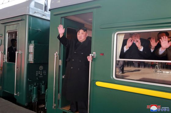 How Kim Jong Un Went From Pariah to Guest of Honor