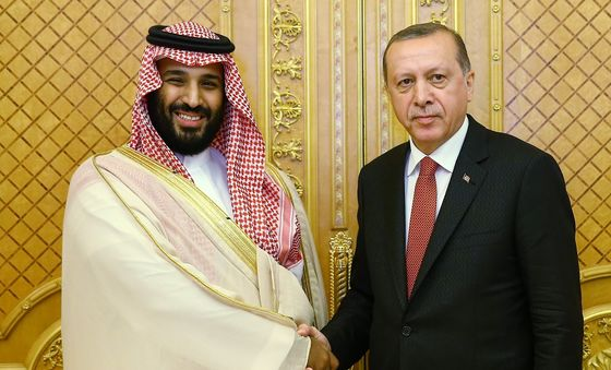 Saudi Arabia Is Erdogan's Biggest Global Move –and His Biggest Gamble
