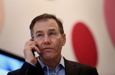 Glencore International Plc CEO Ivan Glasenberg