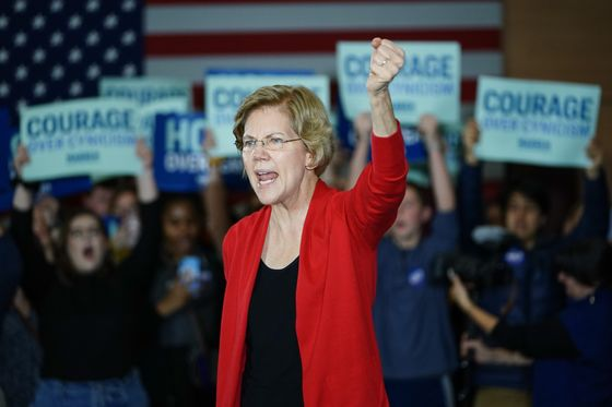 Unions Are Divided on Biden, Sanders and Warren