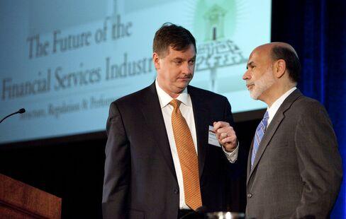 Charles Evans and Ben S. Bernanke