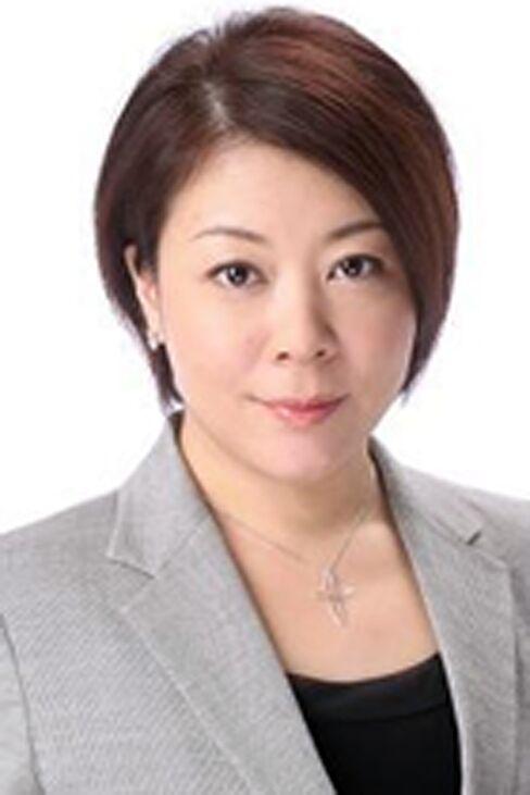 Atom Capital Management CEO Atsuko Tsuchiya