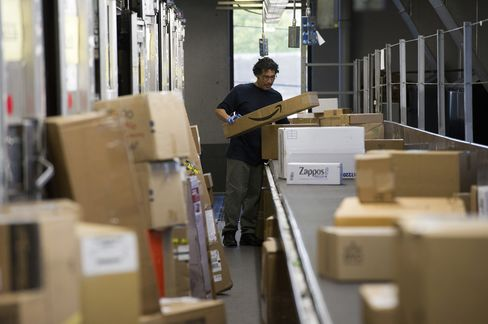 UPS Pares Top End of 2012 Forecast as Earnings Match Estimates