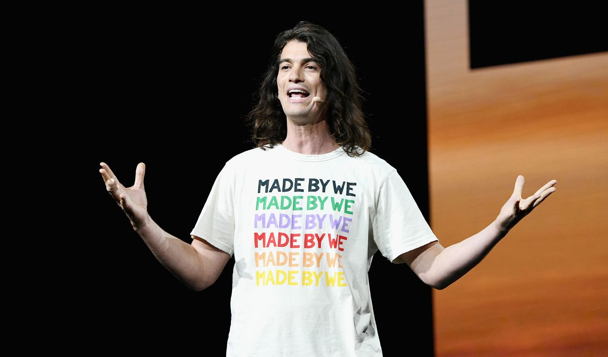 Pressure Mounts on WeWork CEO Adam Neumann as Board Weighs Coup