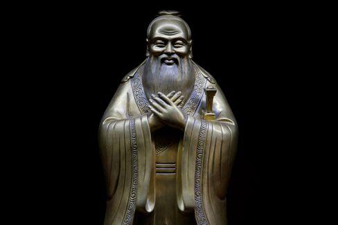 Xi Jinping Extols Confucian Values